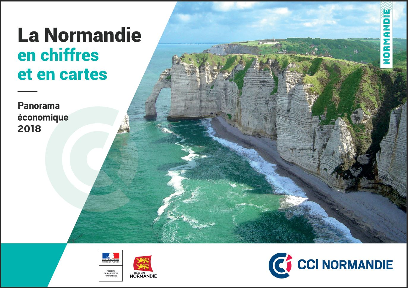 Courrier mensuel de l'Office de Documentation et d'Information de Normandie