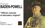 Robert Baden-Powell, officier colonial et éducateur original