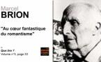 Marcel Brion, au cœur fantastique du romantisme