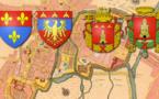 Les cinq minutes de l'héraldique normande — Caen