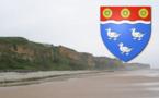 Les cinq minutes de l'héraldique normande — Vierville-sur-Mer
