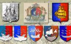 Les cinq minutes de l'héraldique normande — Dieppe