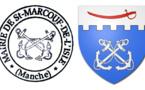 Les cinq minutes de l'héraldique normande — Saint-Marcouf-de-l'Ile