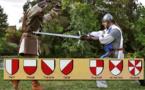 Les cinq minutes de l'héraldique normande — Les quatre coups guerriers