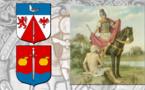 Les cinq minutes de l'héraldique normande — Le Saint-Martin de nos blasons