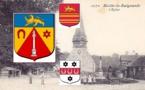 Les cinq minutes de l'héraldique normande — Biville-la-Baignarde