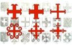 Les cinq minutes de l'héraldique normande — La croix ancrée