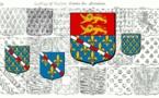 Les cinq minutes de l'héraldique normande — Le semé