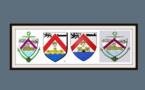 Les cinq minutes de l'héraldique normande — Colleville-sur-Mer