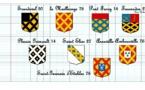 Les cinq minutes de l'héraldique normande — Le Fretté