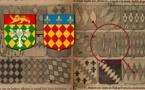 Les cinq minutes de l'héraldique normande — Losangé et  fuselé