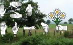 Les cinq minutes de l'héraldique normande — Jeux de mains…