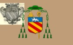 Les cinq minutes de l'héraldique normande - Monseigneur d'Aquin