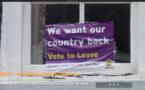 BREXIT : Theresa May met en œuvre l'article 50 du Traité de Lisbonne