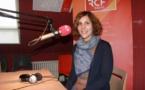 Rencontre avec Sonia Dumesnil - Directrice de RCF Calvados Normandie Caen