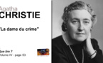 Agatha Christie. La dame du crime.