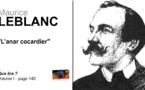 Maurice Leblanc. L'ana cocardier.