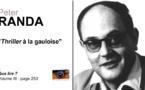 Peter Randa. Un thriller à la gauloise.