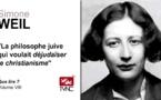 Simone Weil. La philosophe juive qui voulait « déjudaïser le christianisme »…