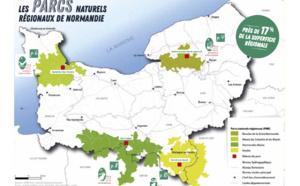 Pour une augmentation du nombre des Parcs Naturels Régionaux en Normandie et, éventuellement, leur extension